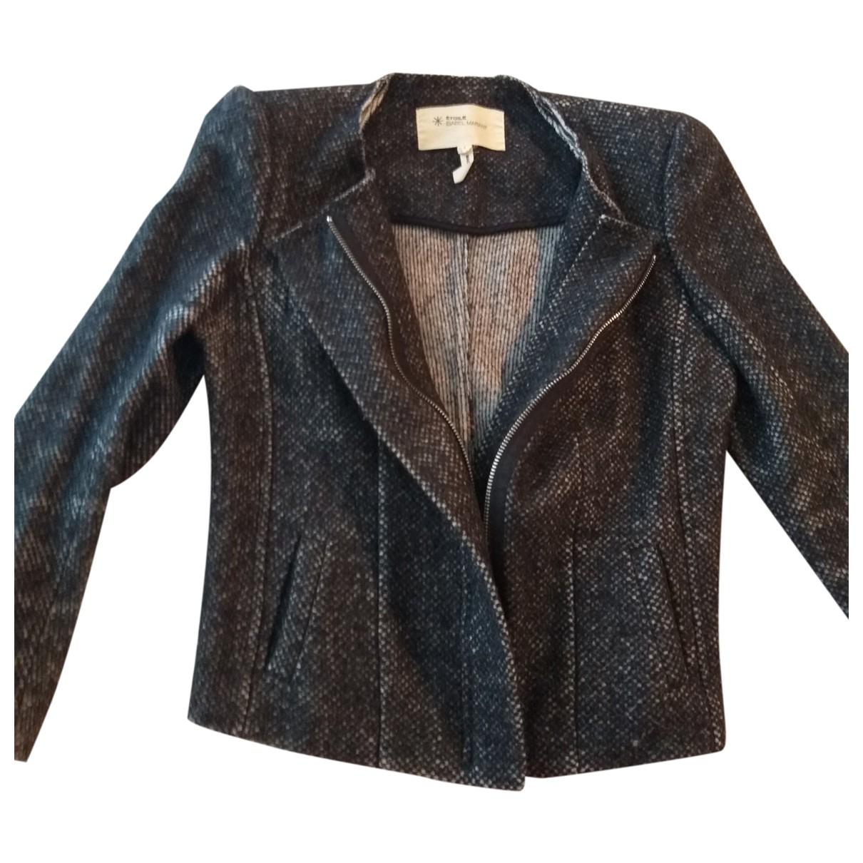 Isabel Marant Etoile N Black Wool jacket for Women 1 0-5