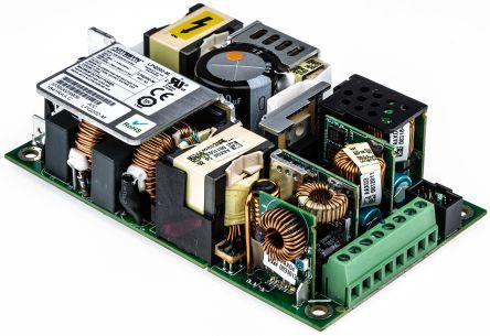 Artesyn Embedded Technologies , 100W Embedded Switch Mode Power Supply SMPS, 5 V dc, ±12 V dc, Open Frame