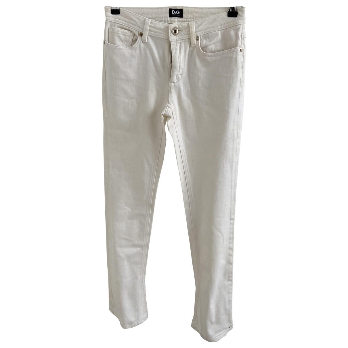 Pantalon largo D&g
