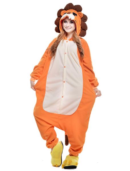 Milanoo Disfraz Halloween Kigurumi para disfraz de leon Halloween