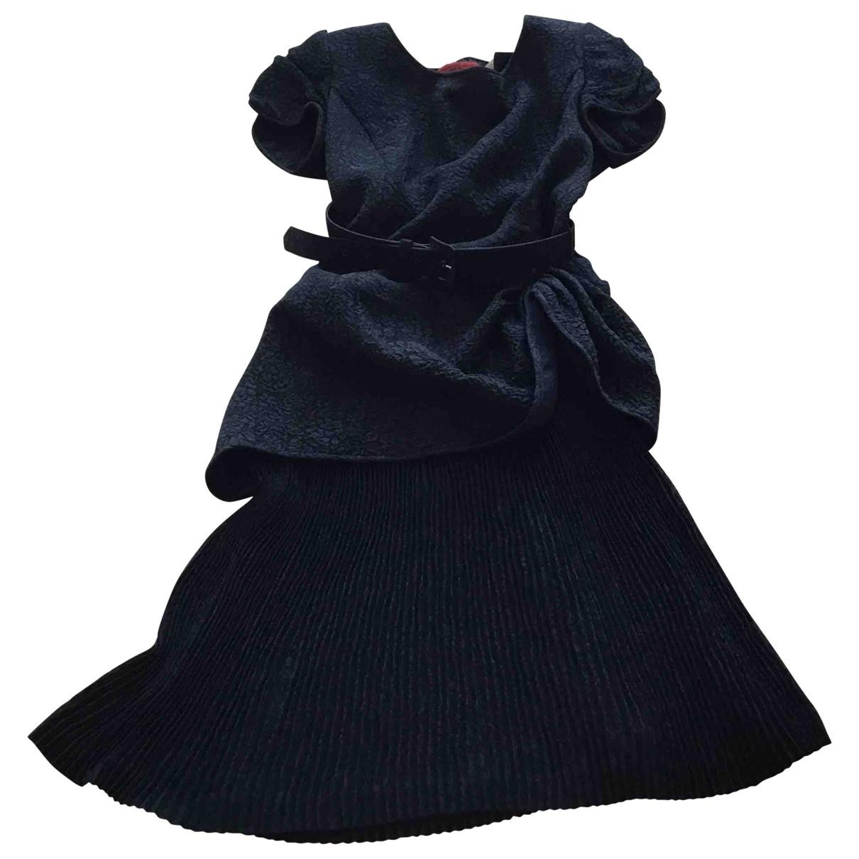 Valentino Garavani - Robe   pour femme - bleu