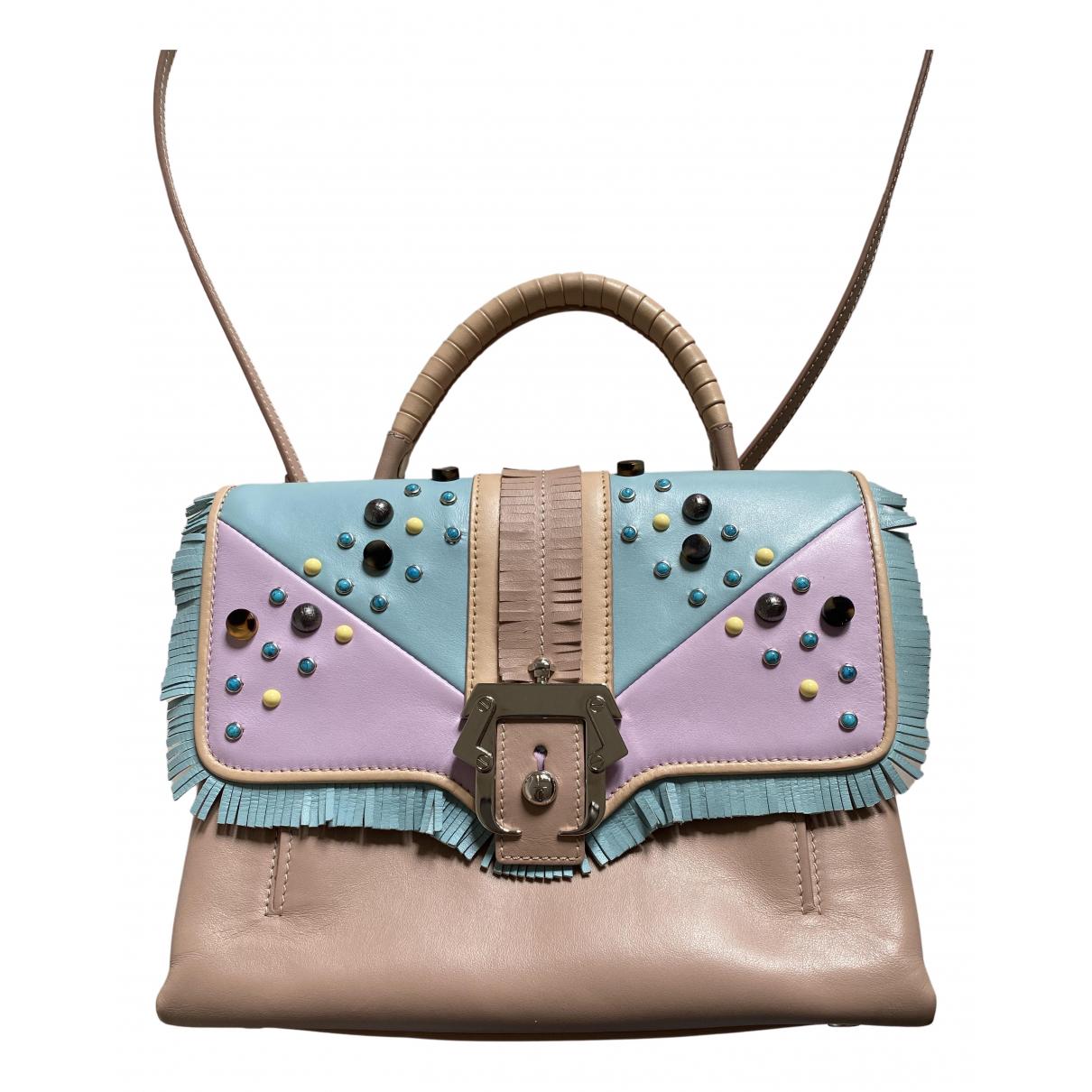 Paula Cademartori N Pink Leather handbag for Women N
