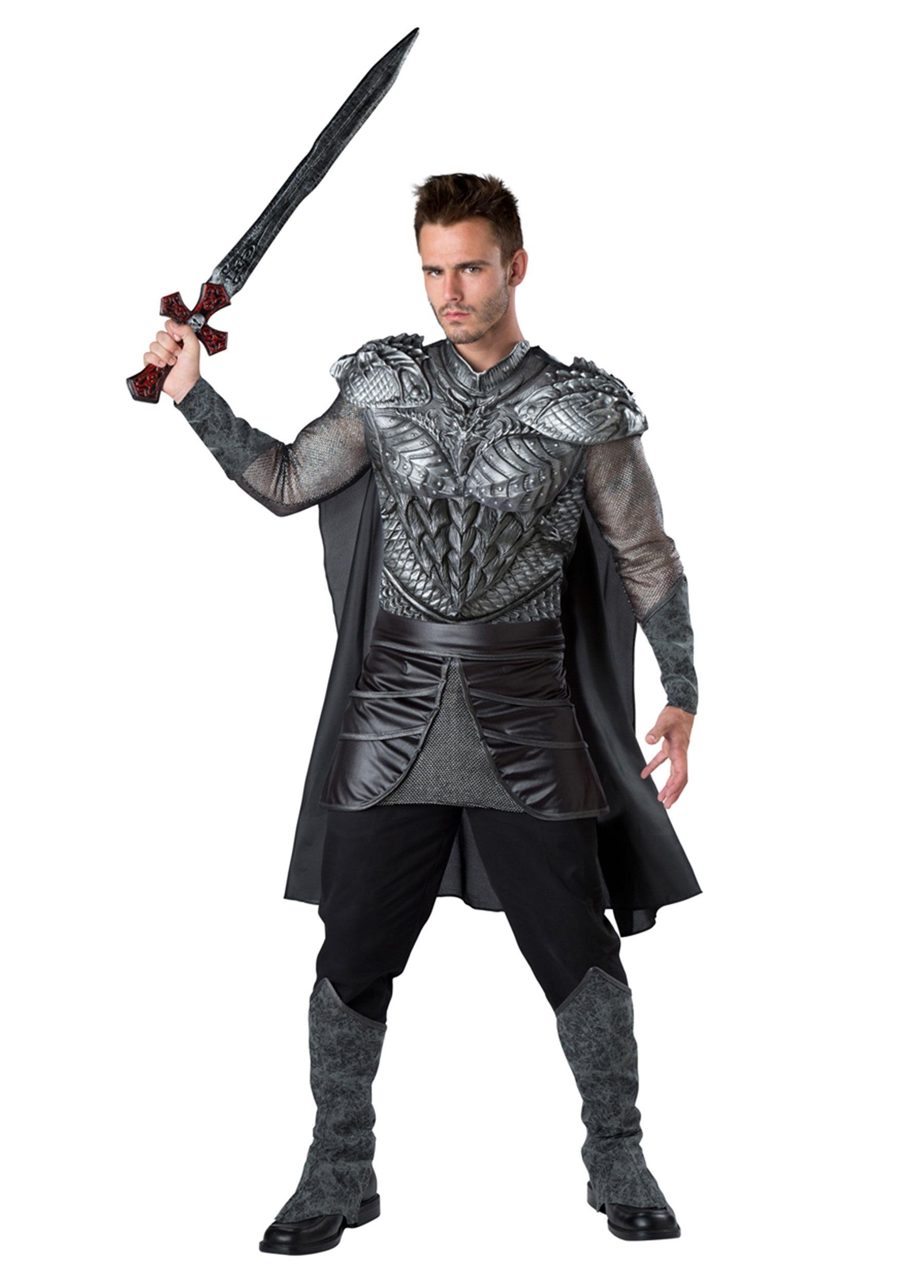 Medieval Dark Knight Costume