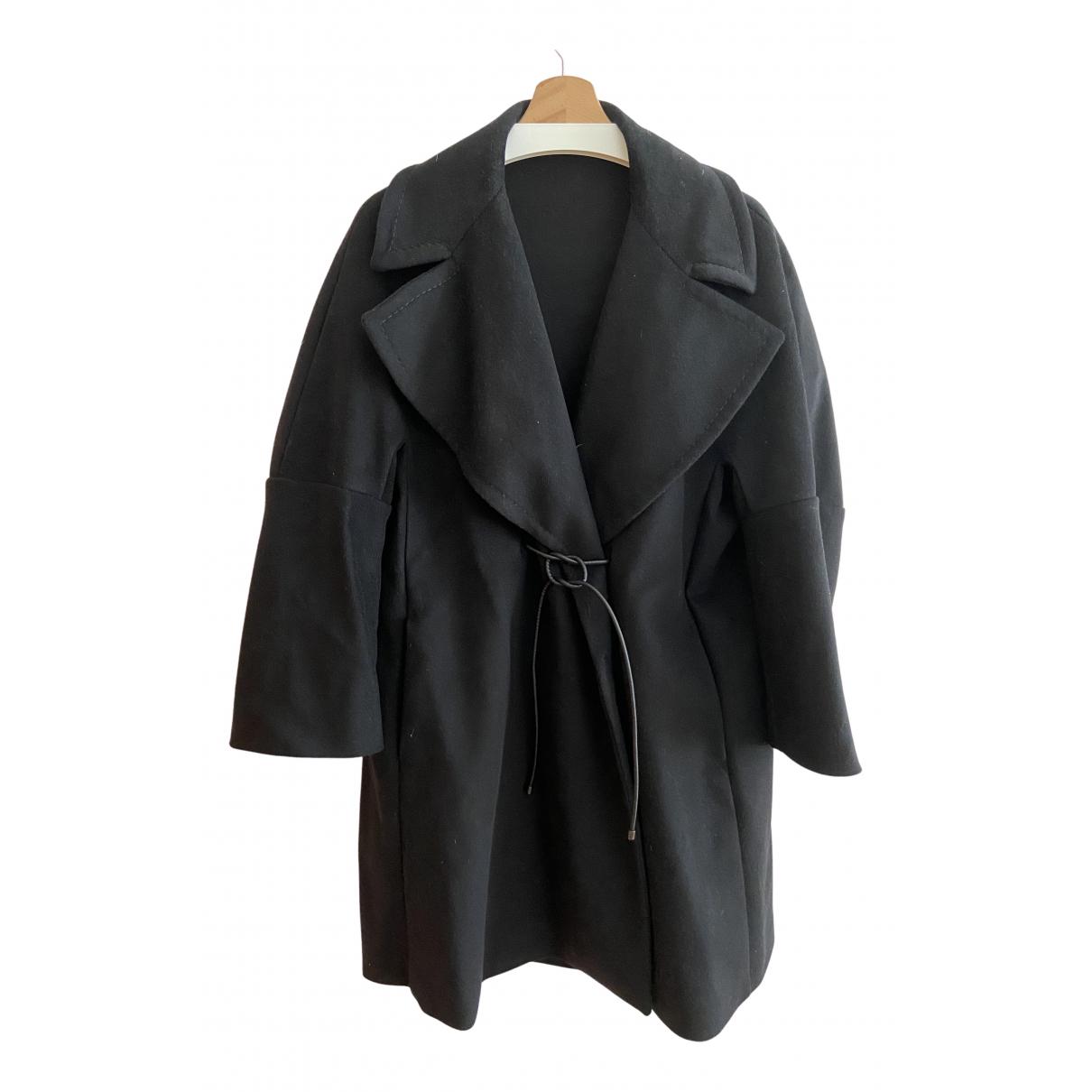 Intrend \N Black Wool coat for Women 46 IT