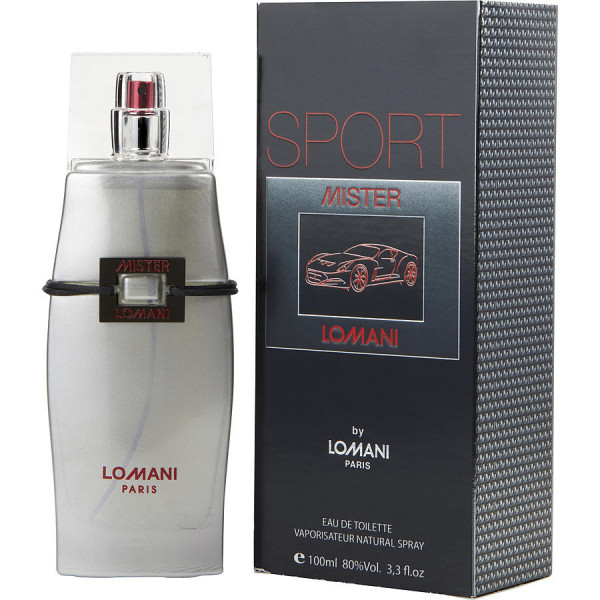 Lomani - Mister Sport : Eau de Toilette Spray 3.4 Oz / 100 ml