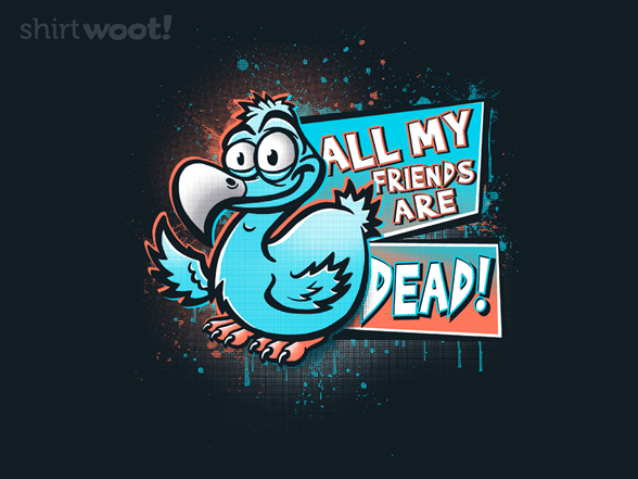 The Way Of The Dodo T Shirt