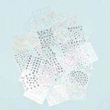 Mix Pattern Nail Sticker 30sheets