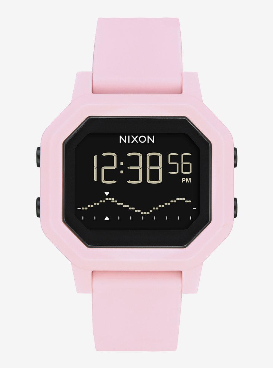 Nixon Siren Pale Pink Watch