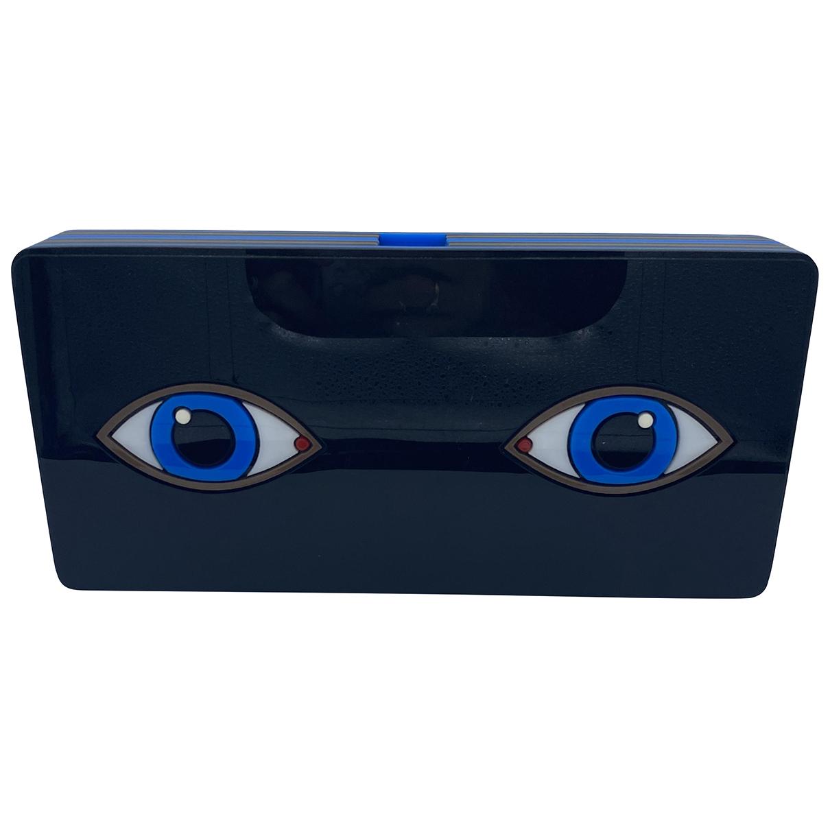 Yazbukey N Blue Clutch bag for Women N