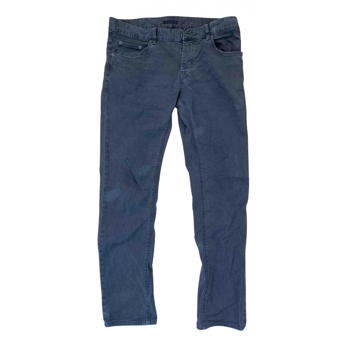 Prada \N Grey Cotton Jeans for Men 33 US