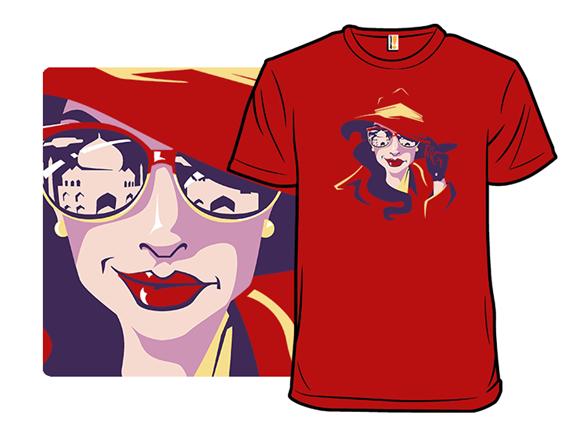 Wonder Where She Is? T Shirt