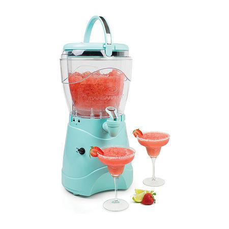 Nostalgia MSB1AQ 1-Gallon Margarita & Slush Machine, One Size , Blue