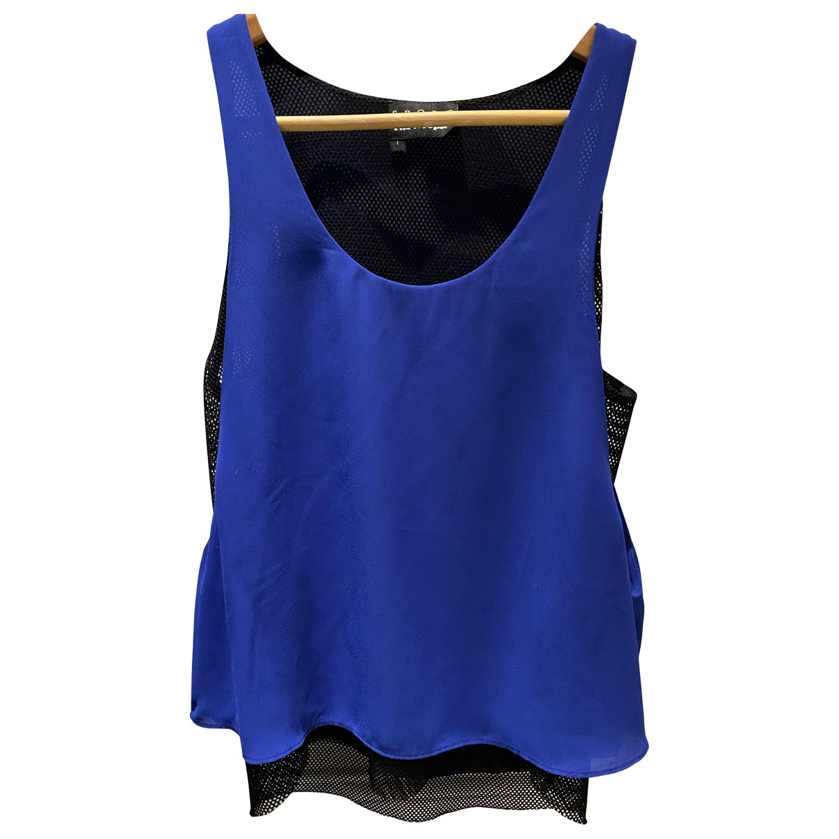 The Kooples \N Blue  top for Women 36 FR