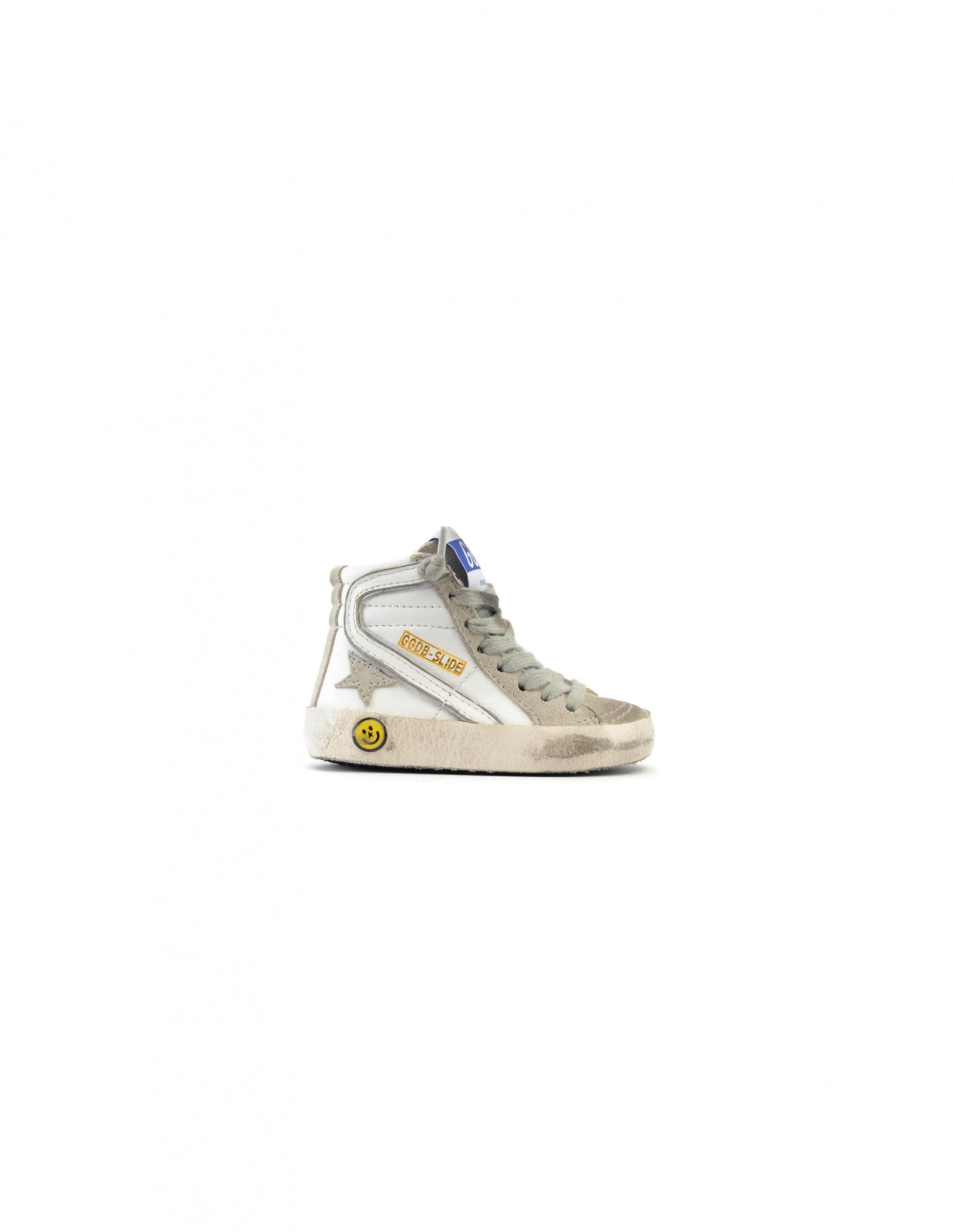 Golden Goose kids Leather Slide Sneakers