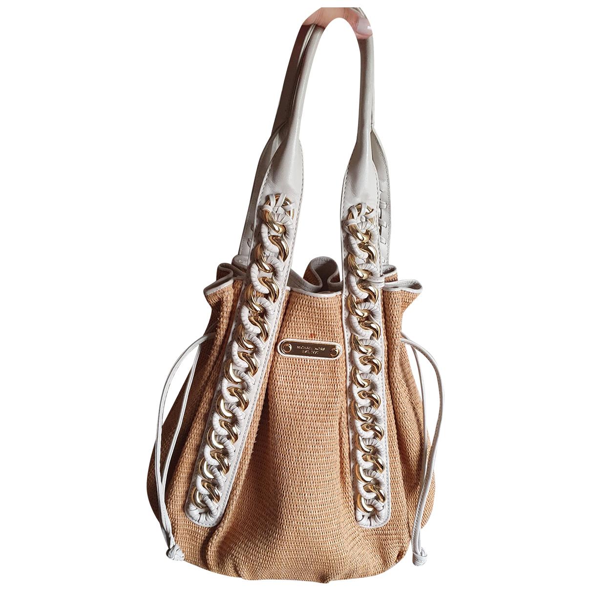 Michael Kors \N Beige Wicker handbag for Women \N
