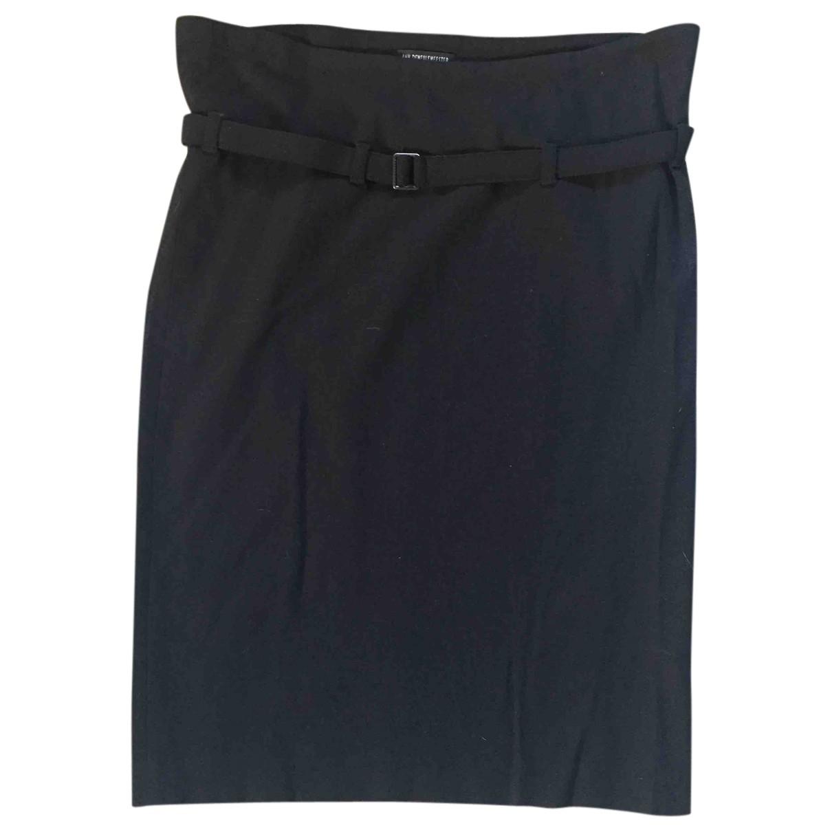 Mini falda de Lana Ann Demeulemeester