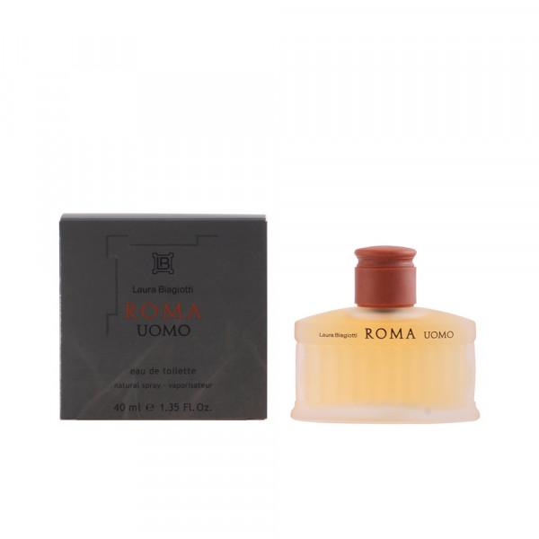 Laura Biagiotti - Roma : Eau de Toilette Spray 1.3 Oz / 40 ml