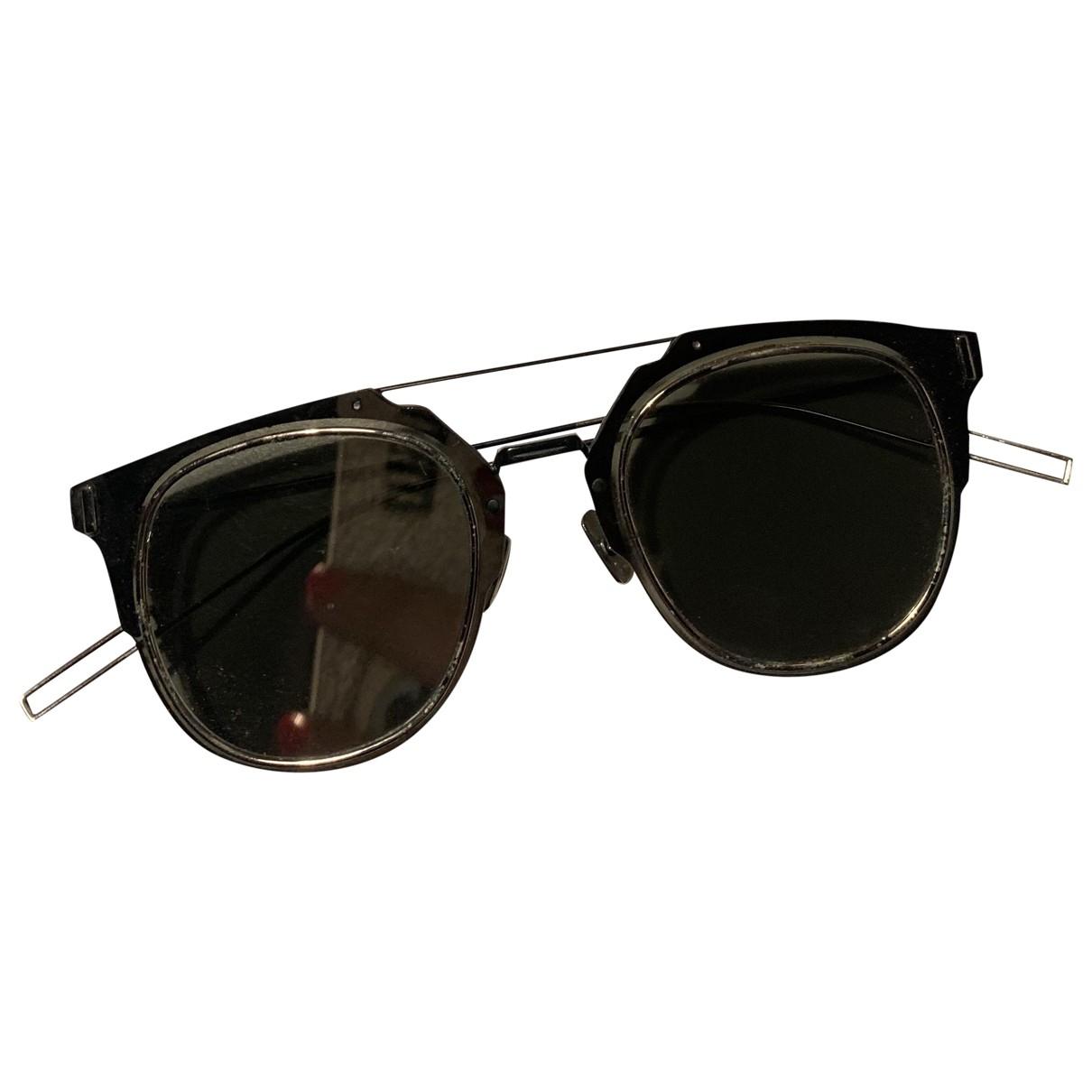 Dior Homme Dior Composit 1.0 Grey Metal Sunglasses for Men \N