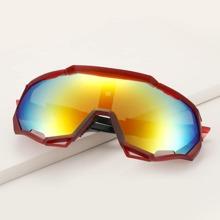 Hombres Ciclismo Gafas de sol a prueba de viento