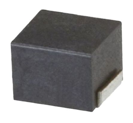 TDK , NLCV-EFR Shielded Wire-wound SMD Inductor with a Ferrite Core, 10 μH Wire-Wound 600mA Idc Q:20 (20)