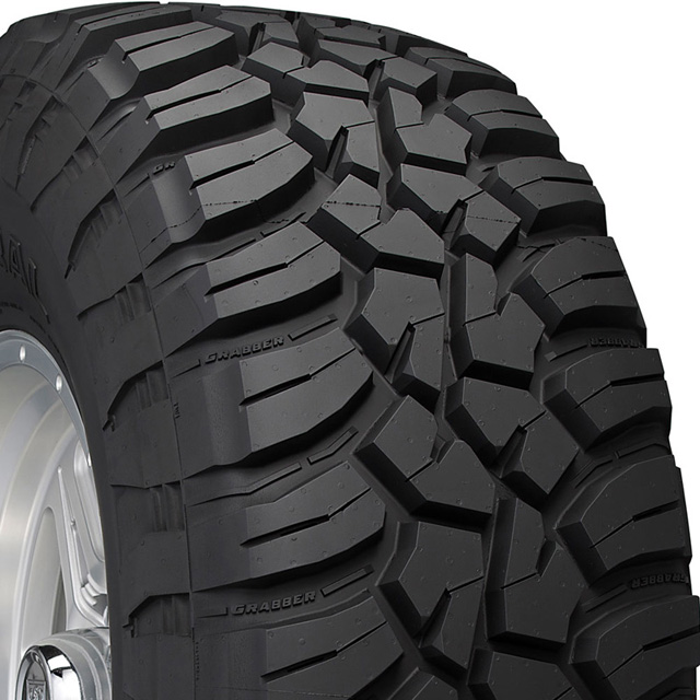 General Grabber X3 Tire 35 X12.50R20 LT 121Q E2 BSW