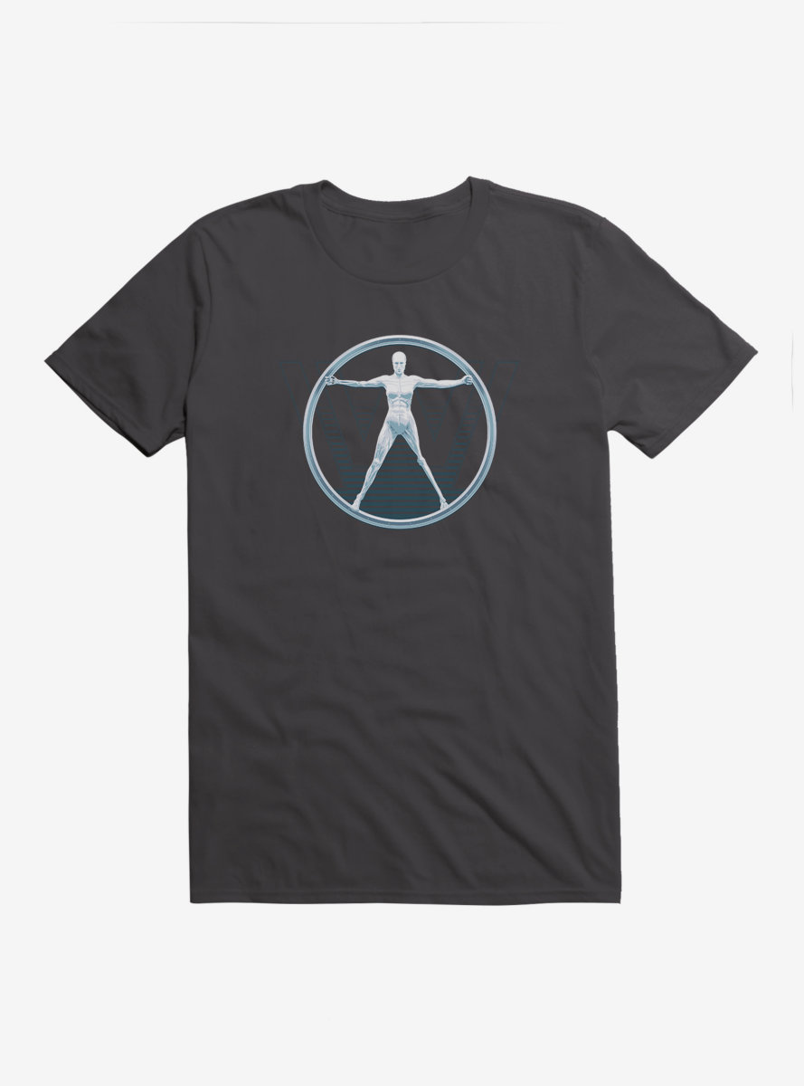 Westworld Android W Icon T-Shirt
