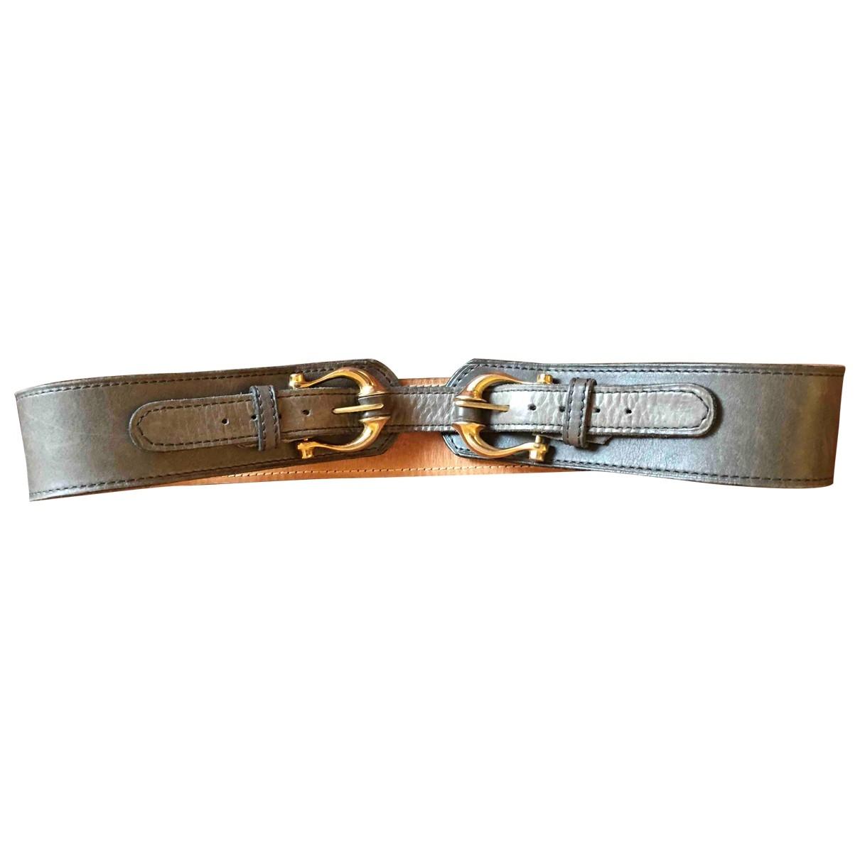 Cinturon de Cuero Vogue