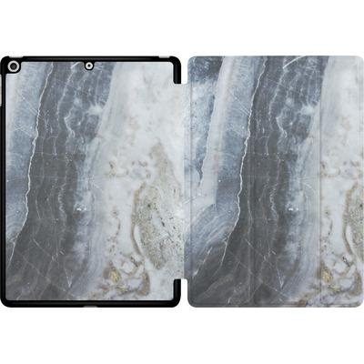 Apple iPad 9.7 (2018) Tablet Smart Case - Desaturated Marble von Emanuela Carratoni