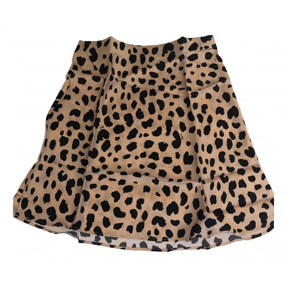 Réalisation N Multicolour Silk skirt for Women S International
