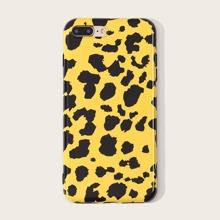 IPhone-Huelle mit Leopardenmuster
