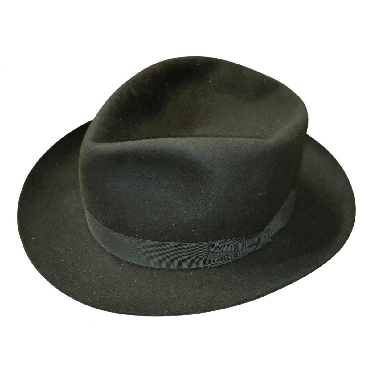 Borsalino - Chapeau & Bonnets   pour homme - vert