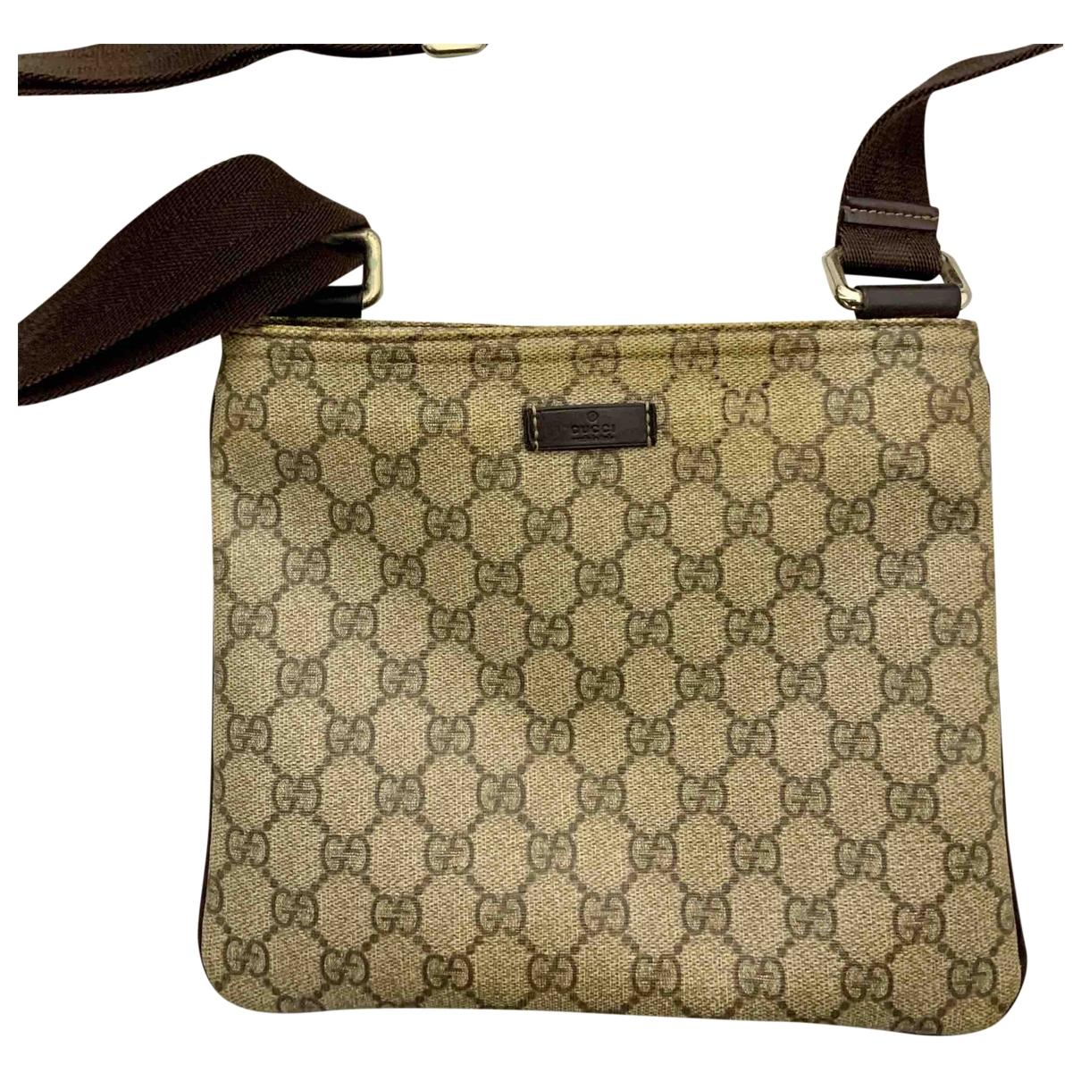 Bolso de viaje de Lona Gucci