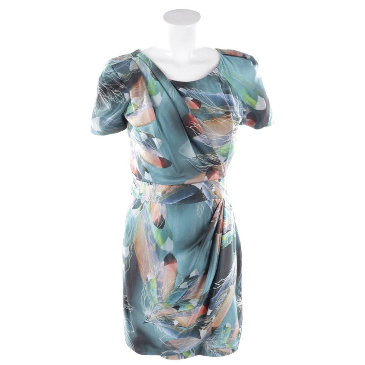 Matthew Williamson - Robe   pour femme en soie - multicolore