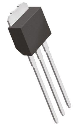 Vishay P-Channel MOSFET, 3.1 A, 100 V, 3-Pin IPAK  IRFU9110PBF