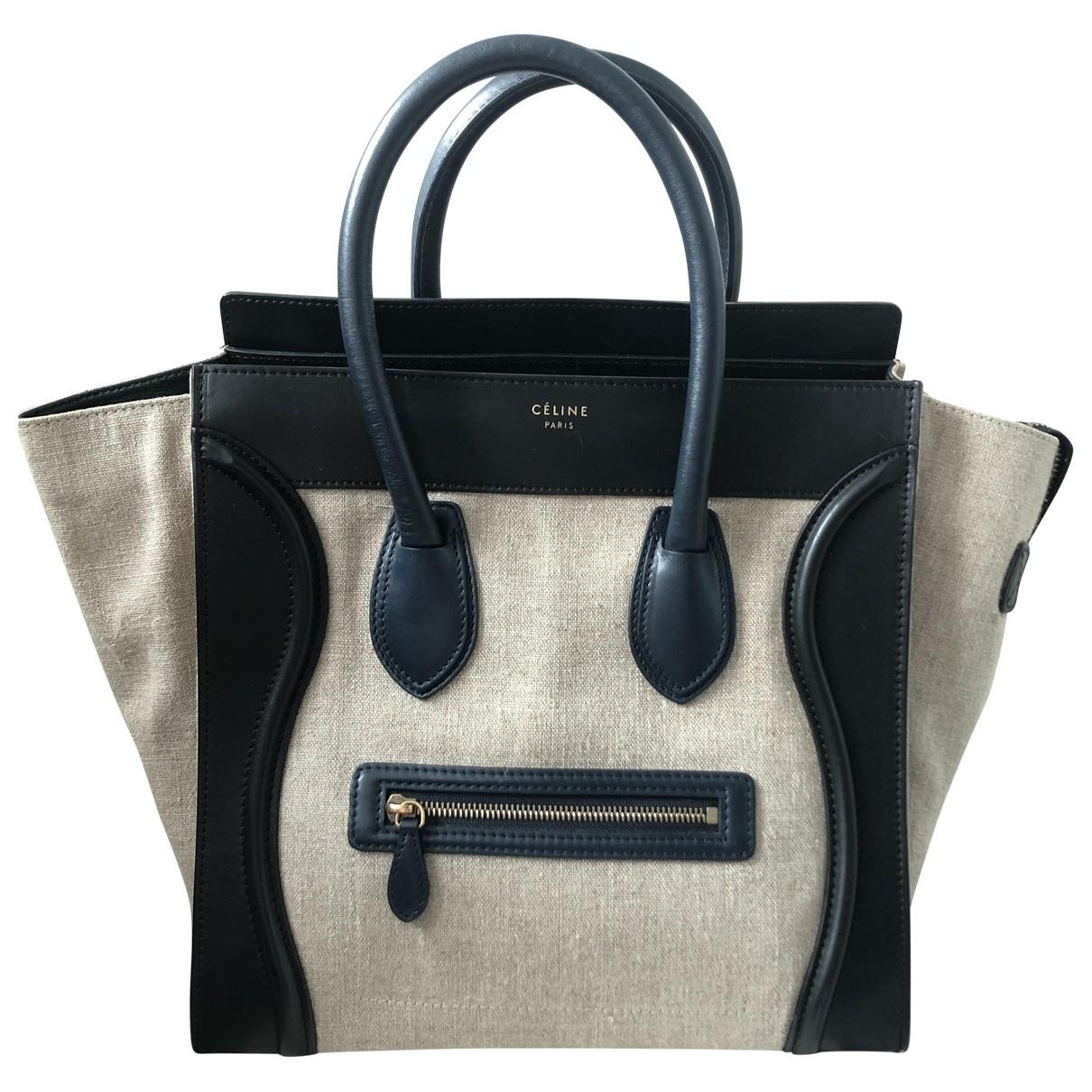 Bolso  Luggage de Lino Celine