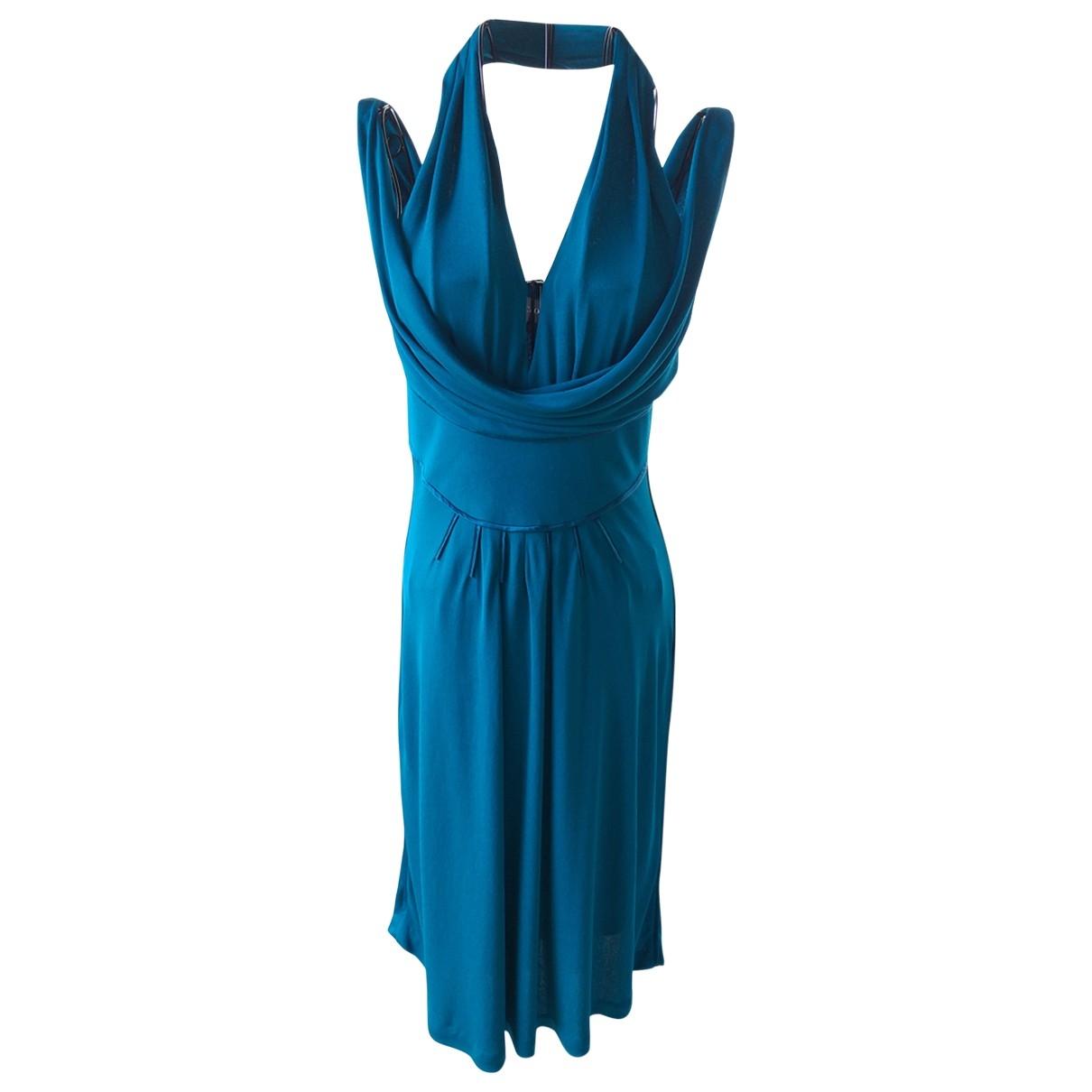 Zac Posen \N Blue dress for Women 4 US