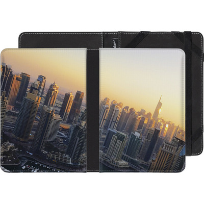 Sony Reader PRS-T2 eBook Reader Huelle - Dubai Skyline von Omid Scheybani