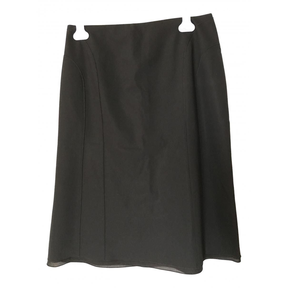 Paule Ka - Jupe   pour femme en laine - noir