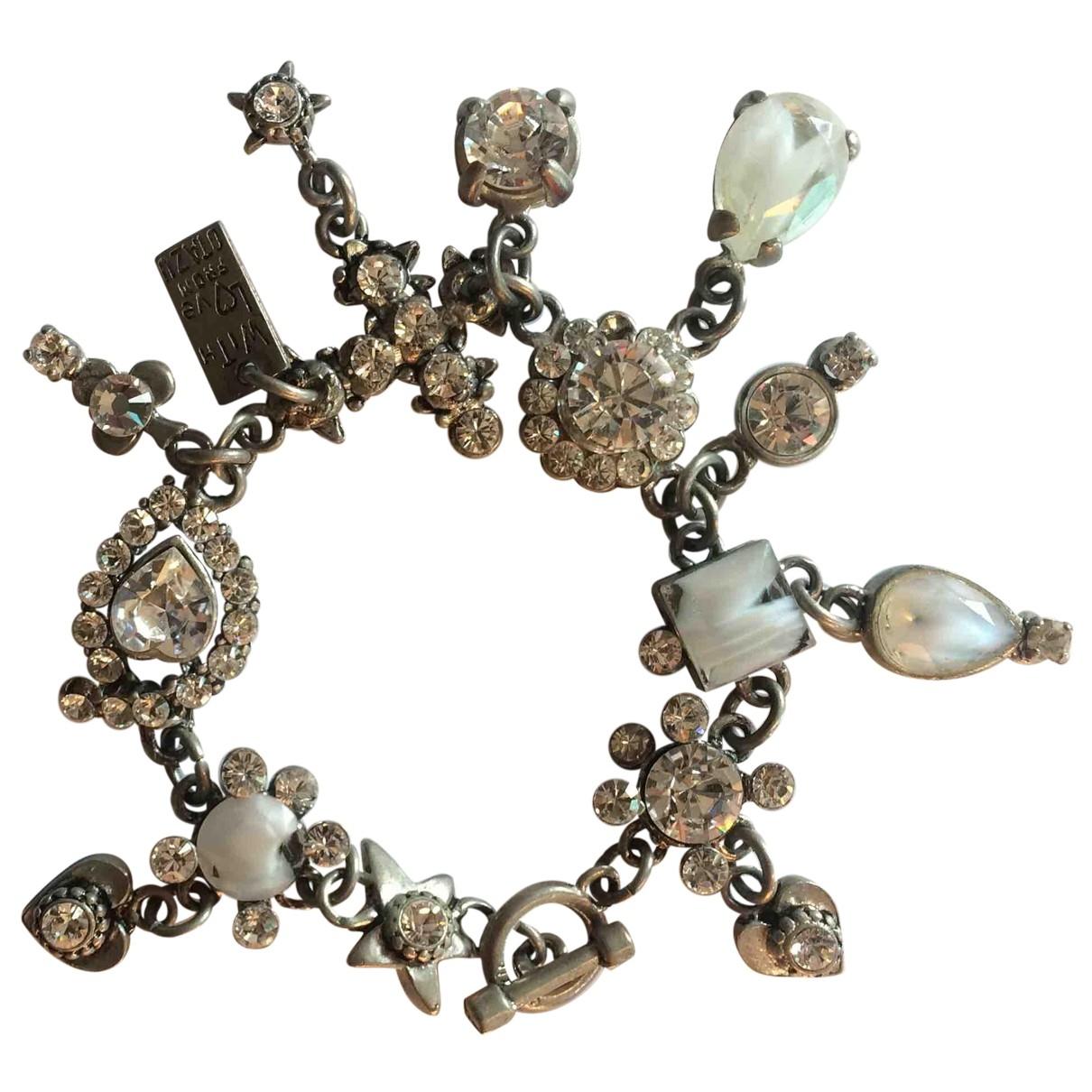 Rodrigo Otazu \N Silver Metal bracelet for Women \N