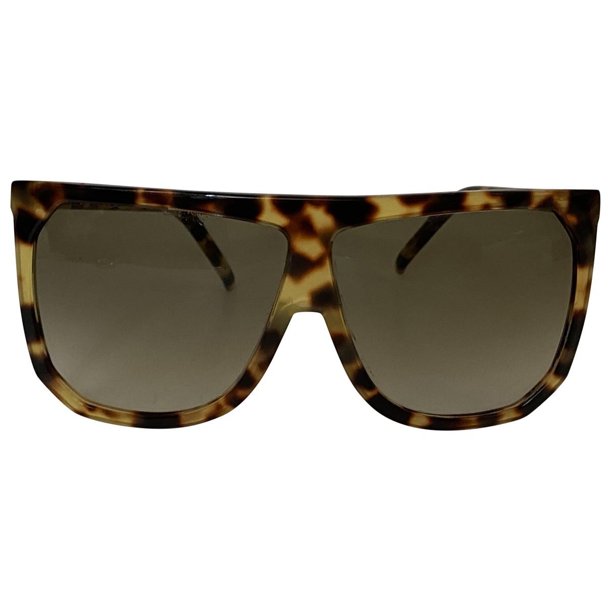 Loewe \N Brown Sunglasses for Women \N