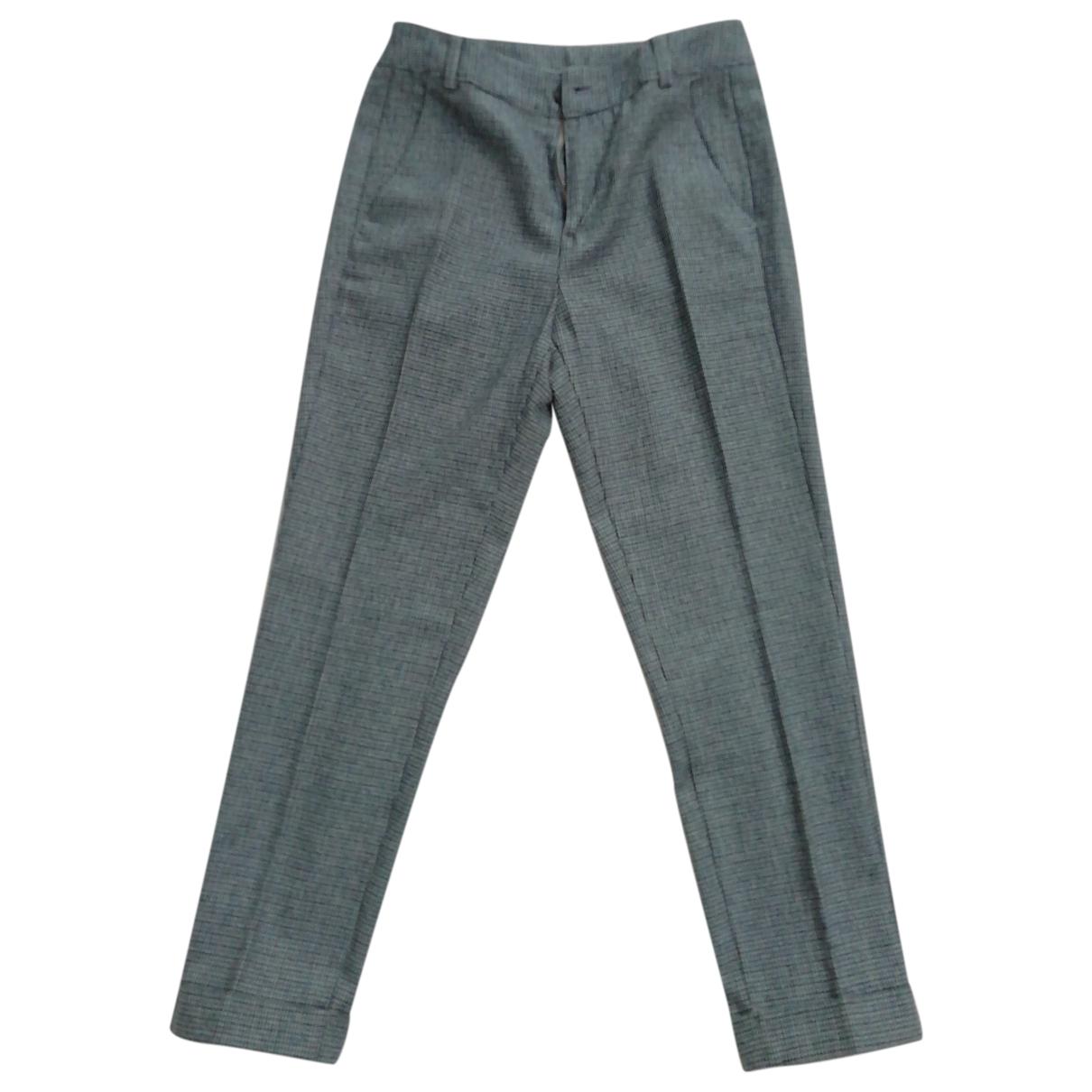 Pantalon de Lana Benetton