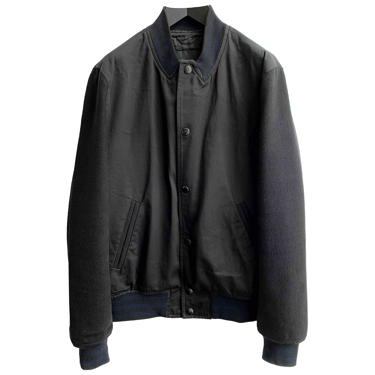 Givenchy \N Black Wool jacket  for Men 44 IT