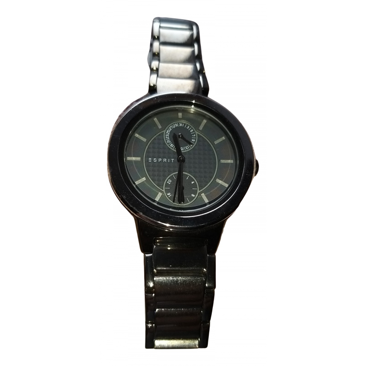 Esprit N Silver Steel watch for Women N