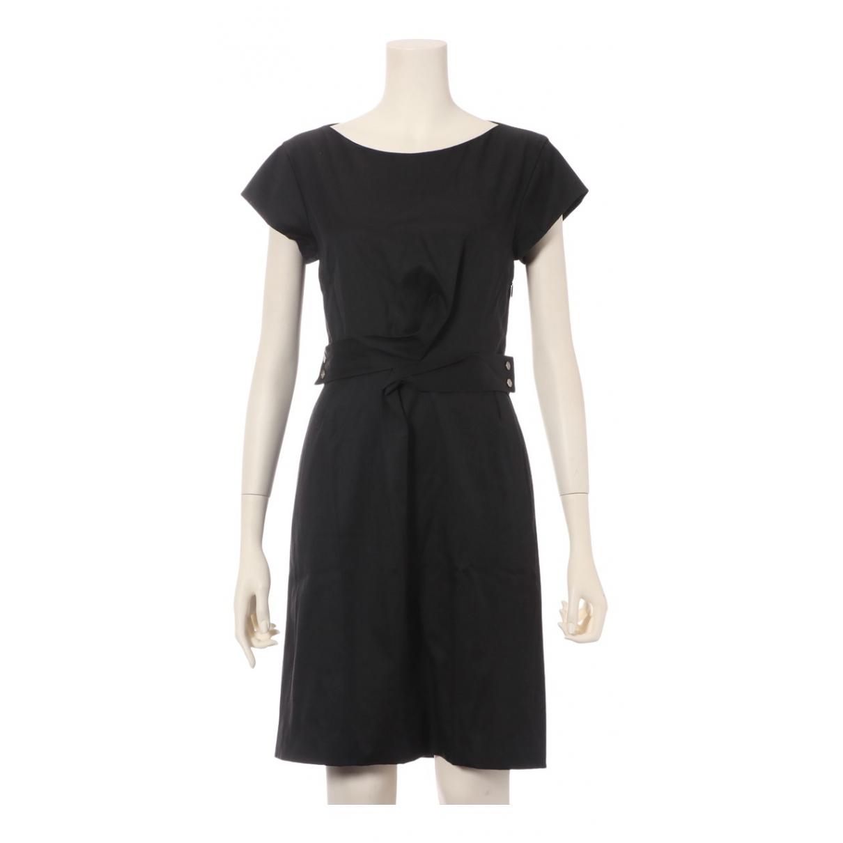 Gucci - Robe   pour femme en coton - noir