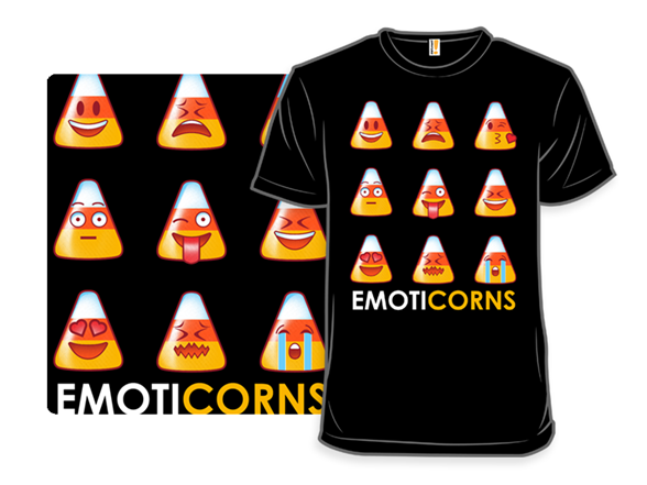 Emoticorns T Shirt
