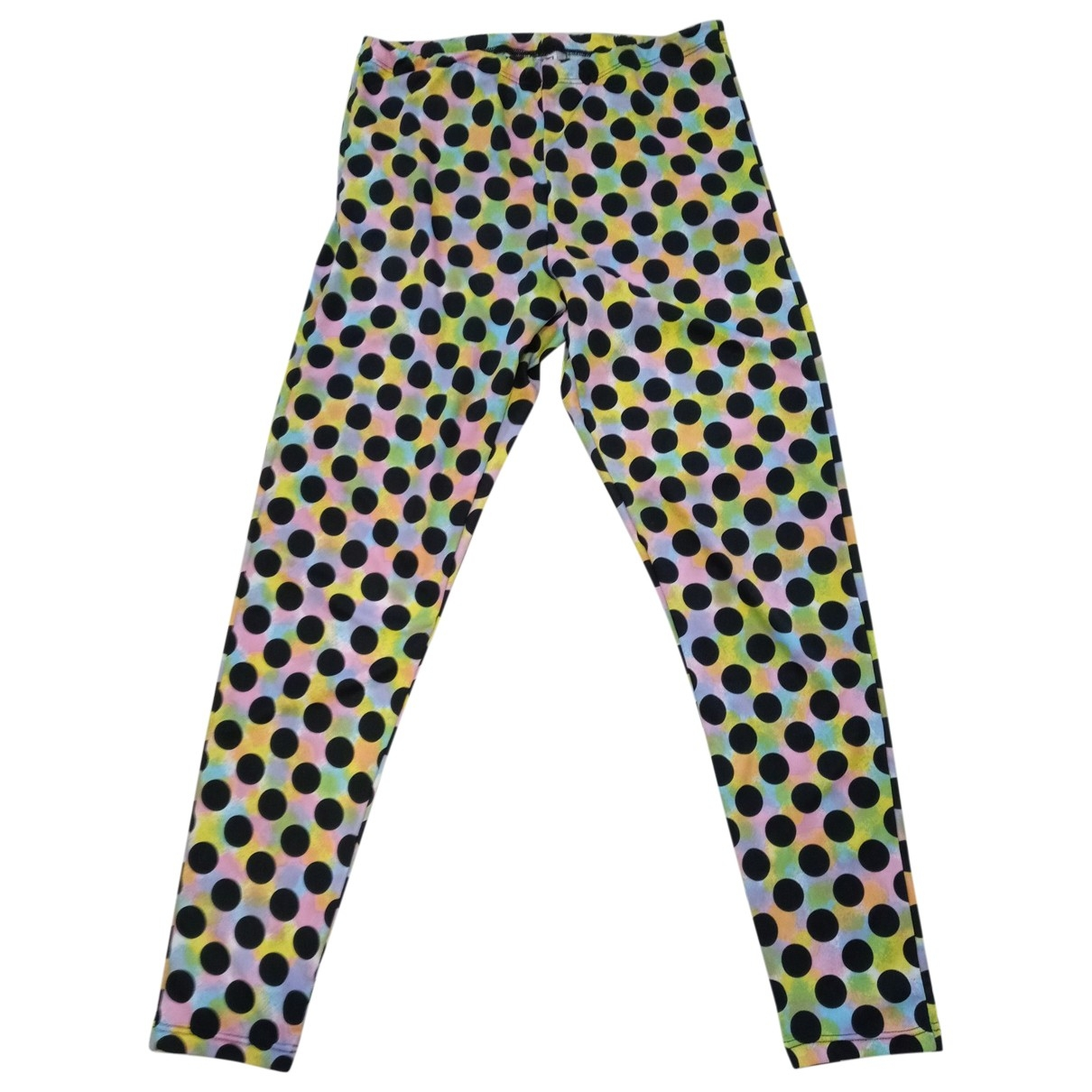 Non Signé / Unsigned \N Multicolour Trousers for Women 38 FR