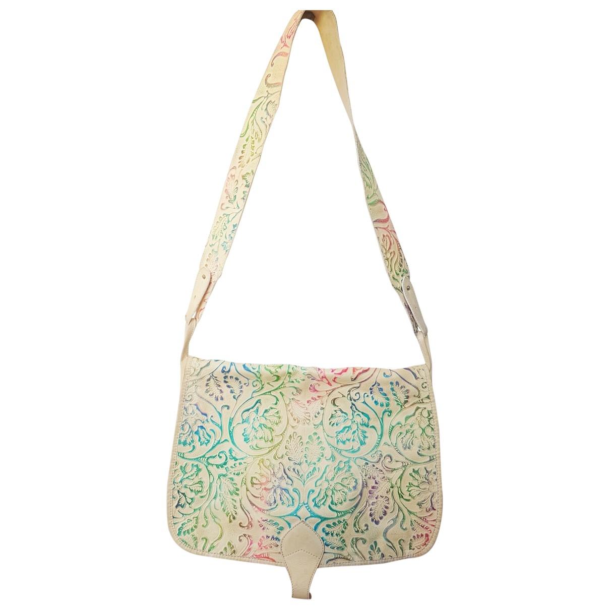 Kenzo \N Handtasche in  Bunt Leder
