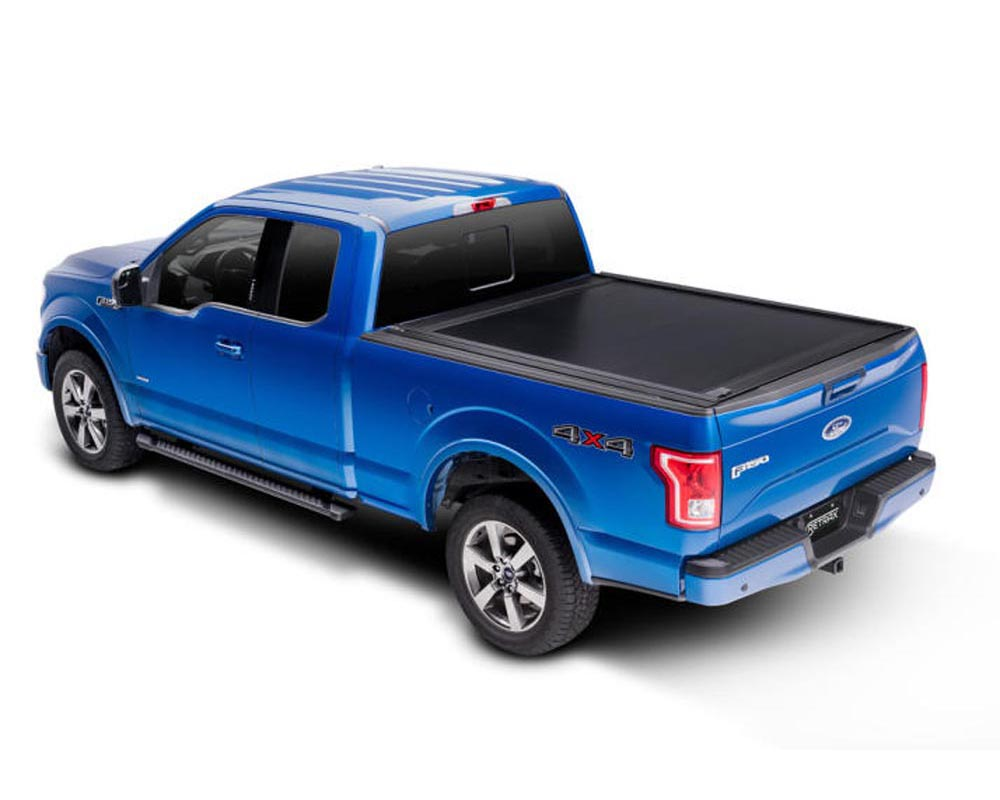 Retrax 70366 PowertraxONE MX 08-up Super Duty F-250-350 Short Bed w/ Stake Pocket (Elec Cover)