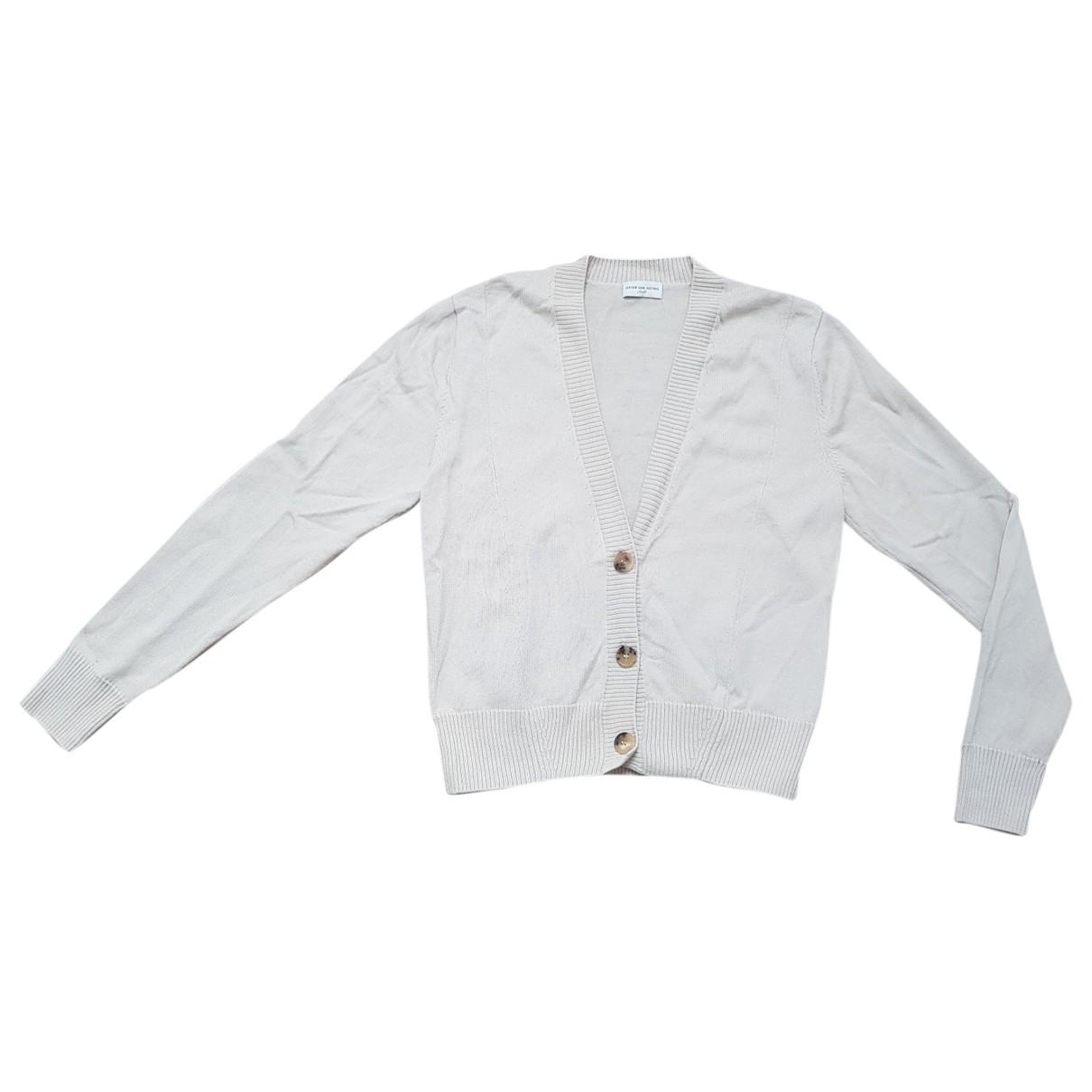Dries Van Noten \N Beige Wool Knitwear for Women S International