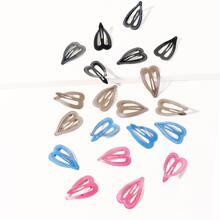 20pcs Heart Design Hair Clip